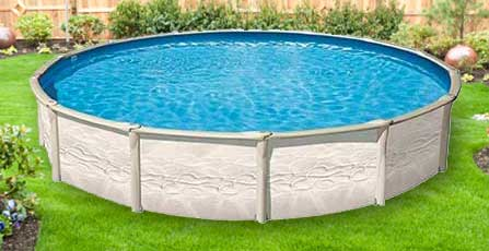 Above ground pools for sale richmond va for Pool show discovery