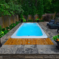 Choosing Between an Outdoor and Indoor Swim Spa - Clearwater Pools ...