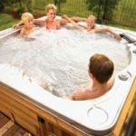 Who Needs Hot Tub Time in Your Family?